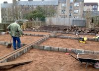 Image of groundwork being done